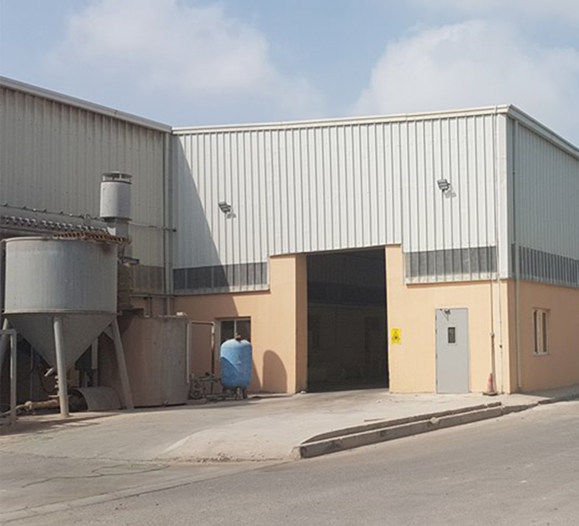 AL MAHA CERAMICS PRODUCTION FACILITY